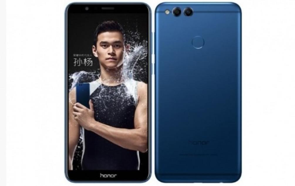 Huawei predstavio Honor 7X
