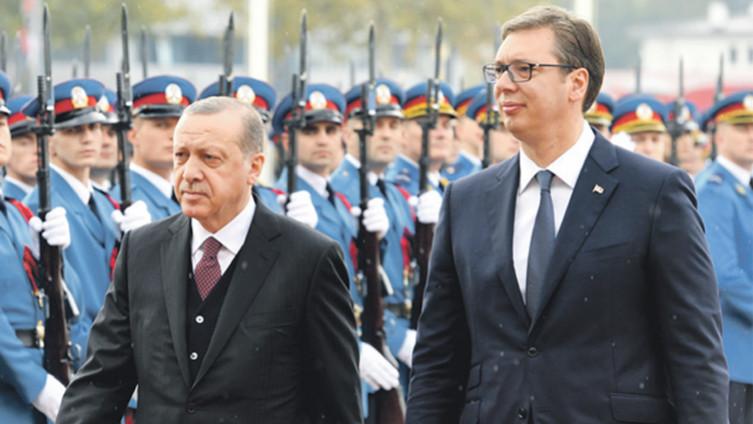 Vučić i Erdoan: Ekonomska saradnja dovela do otvaranja 2.500 radnih mjesta u Srbiji