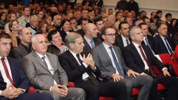 Prepuna dvorana članova SBB-a (Foto: S. Saletović/Avaz.ba)