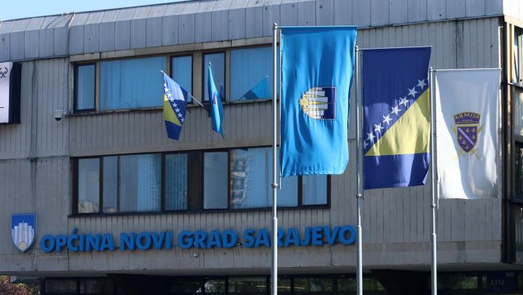 Zgrada općine Novi Grad