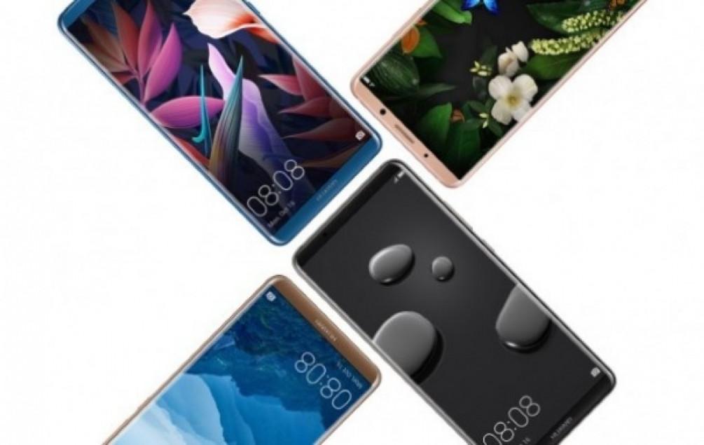 Huawei objavio tri promo videa za nove Mate 10 telefone