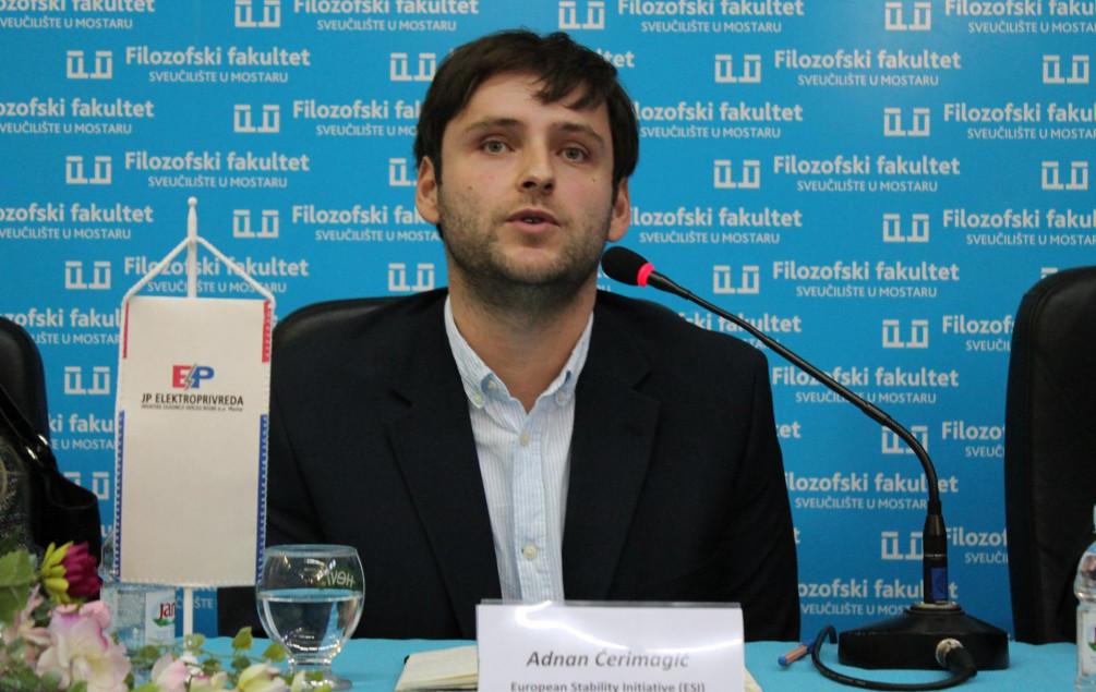 Adnan Ćerimagić, analitičar ESI-ja, o zaključcima EU: Nejasne poruke iz Brisela