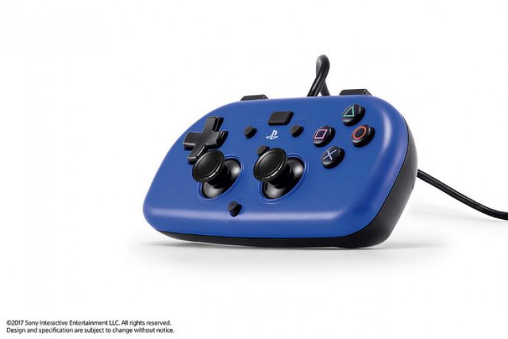 PS4 Mini Wired Gamepad (slika PlayStation Blog)