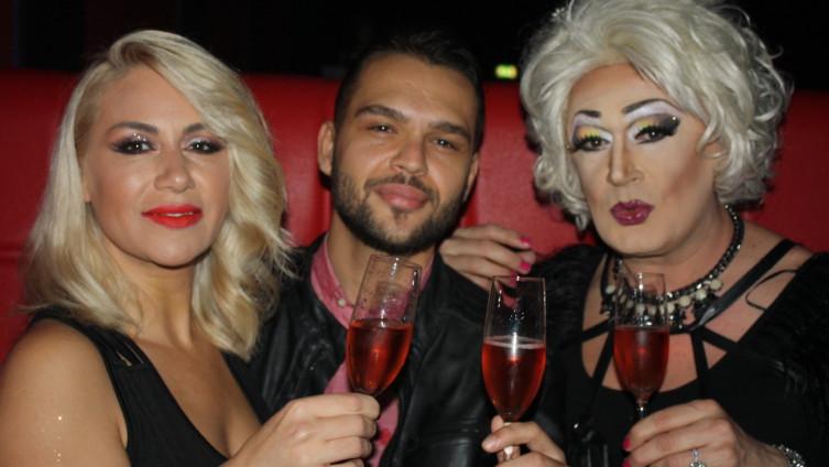 Selma, Erdžan i Amanda Dior: Lijepo druženje