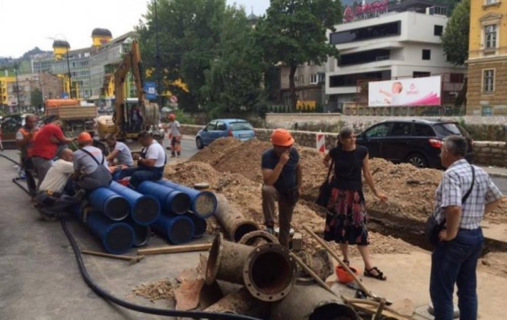 """""""Vodovod i kanalizacija"""" poziva dužnike da se dogovore, rok je 15 dana"""