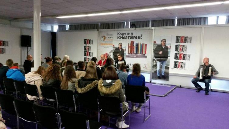 S promocije u Beogradu: Posjetiocima bilo zanimljivo