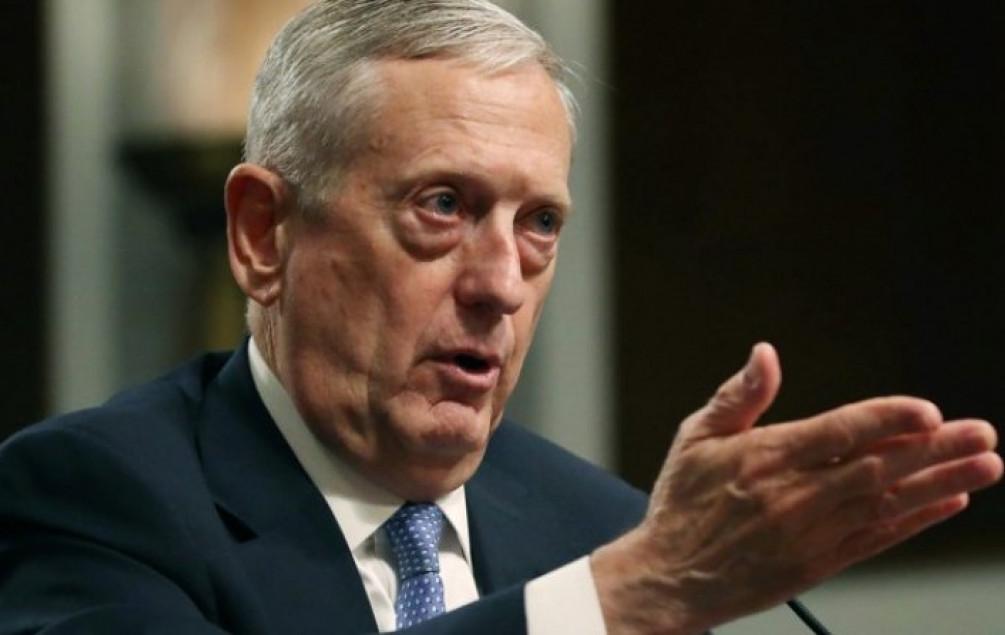 Američki ministar odbrane Matis: Naš cilj nije rat sa Sjevernom Korejom