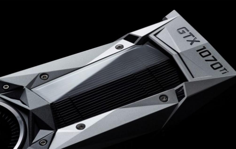 Nvidia zvanično predstavila GTX 1070 Ti GPU