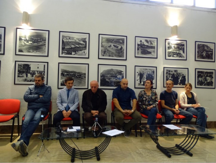 S jučerašnje pres-konferencije u Mostaru