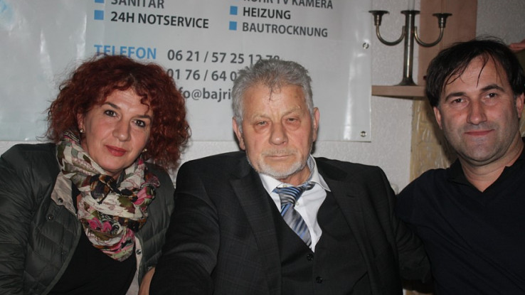 (Kemal sa Fatimom i Enizom: Oni su na čelu najvećeg humanitarnog konvoja)