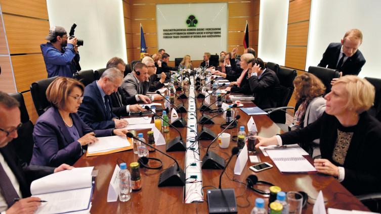 Sa sastanka operativne radne grupe (Foto: A. Kuburović)
