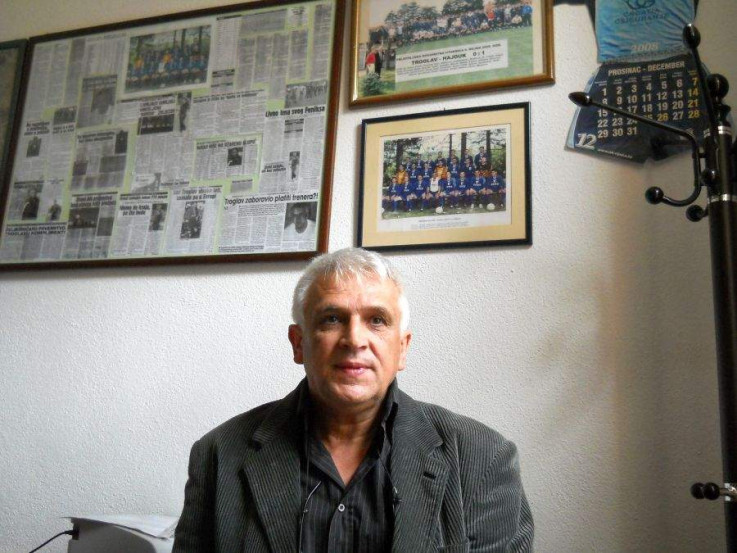 Miran Dalić: Igrao za Troglav