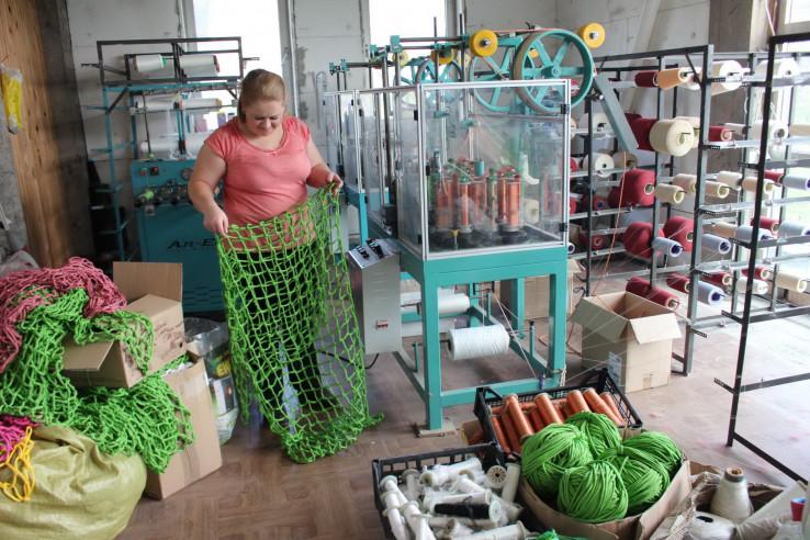 Proizvodnja mreža za golove i koševe