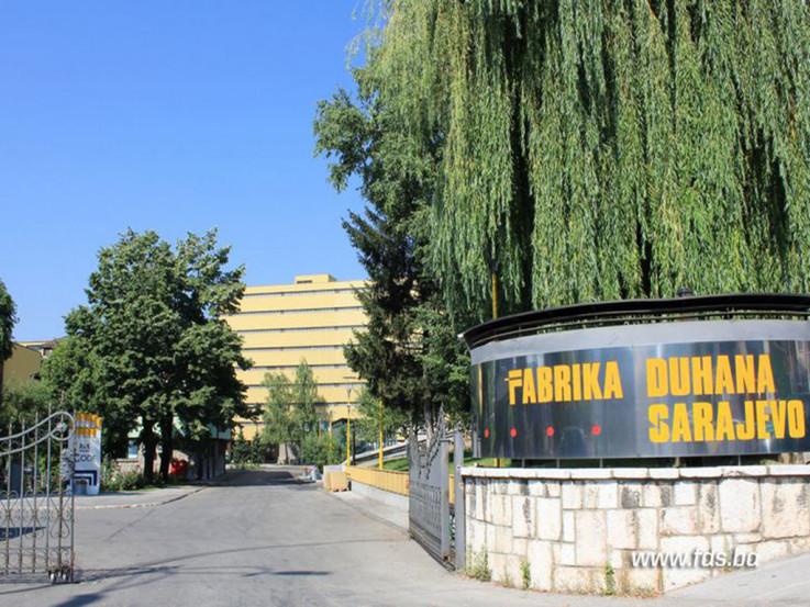 BAT je vlasnik duhanskog poslovanja Fabrike duhana Sarajevo