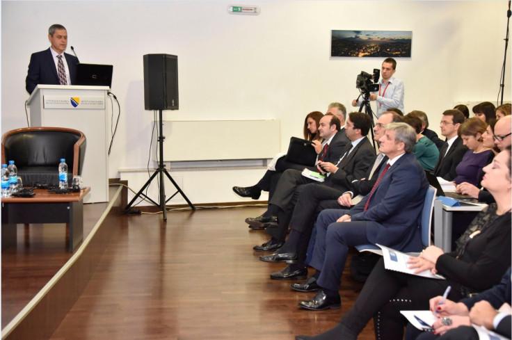 S prezentacije u Sarajevu (Foto: M. Kadrić)