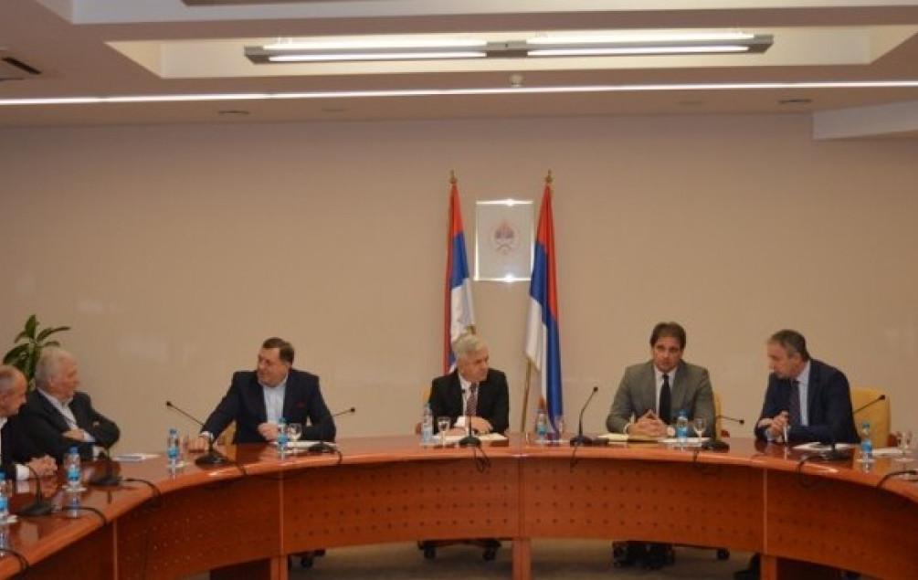 Čubrilović: Nadam se da više neće biti blokade rada parlamenta RS-a