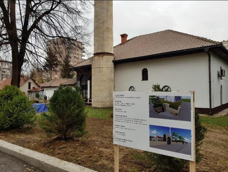 Urađen i projekt novog izgleda džamije