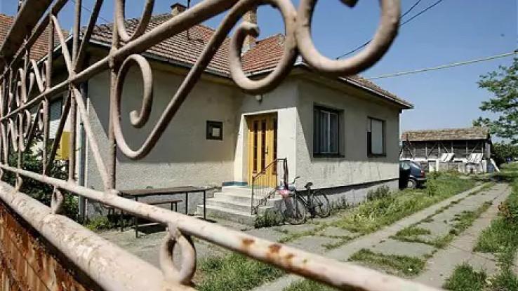 Kuća u Lazarevu u kojoj se skrivao