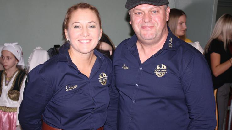 Sabina Rendić i Asim Mujalo