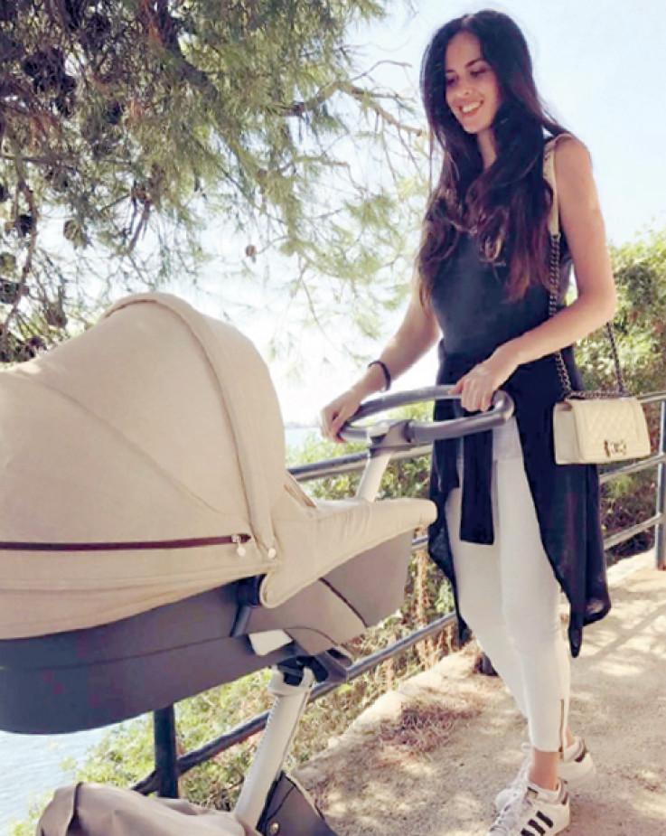 Čerkez: Uživa u majčinstvu