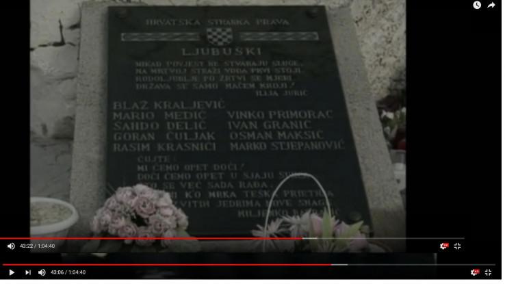 Kraljević i još osam njegovih saradnika iz HOS-a ubijeni 9. avgusta 1992.