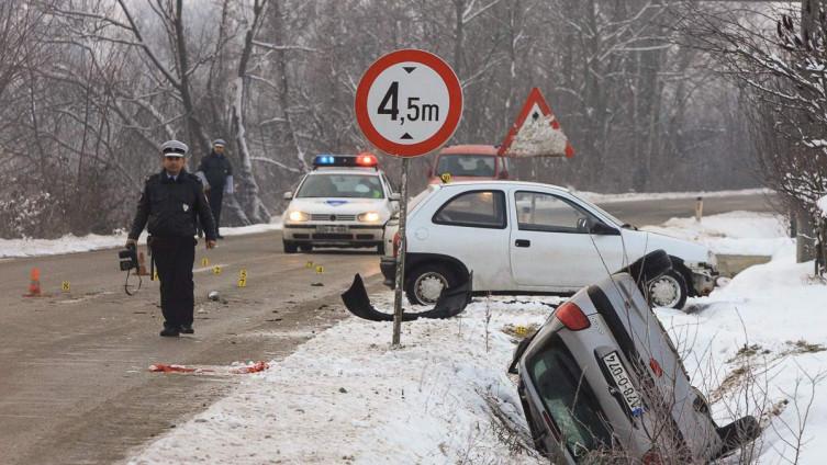Uzrok udesa najčešće vožnja neprilagođena uvjetima na cesti