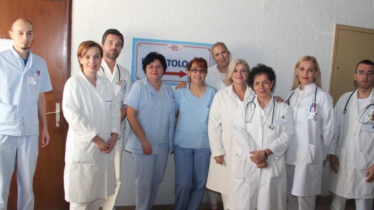 Tim ljekara Klinike za hematologiju: Izuzetni rezultati
