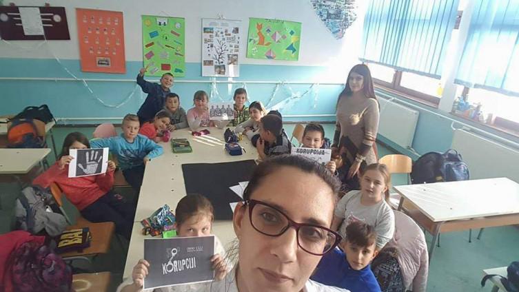 Podrška nastavnice i pedagogice