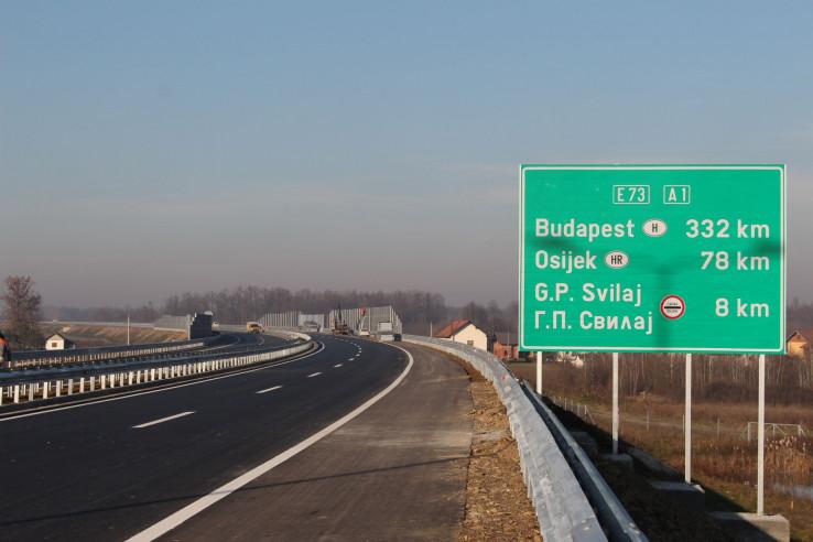 Ovom dionicom grad Odžak se izvlači iz saobraćajne gužve
