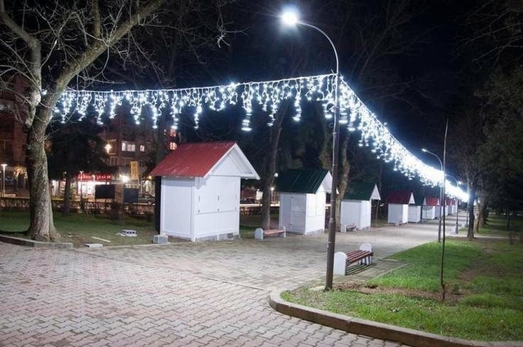 Uređen gradski park