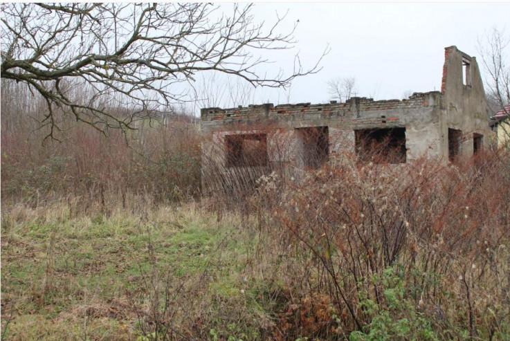 Kuća u kojoj je pronađen obezglavljeni kostur