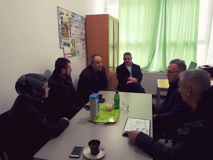Sa sastanka na kojem su dogovoreni konkretni koraci