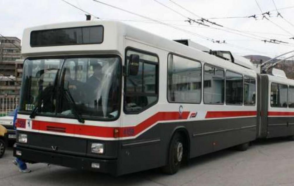 Od danas do 17. decembra neće raditi trolejbuska linija Dobrinja - Skenderija