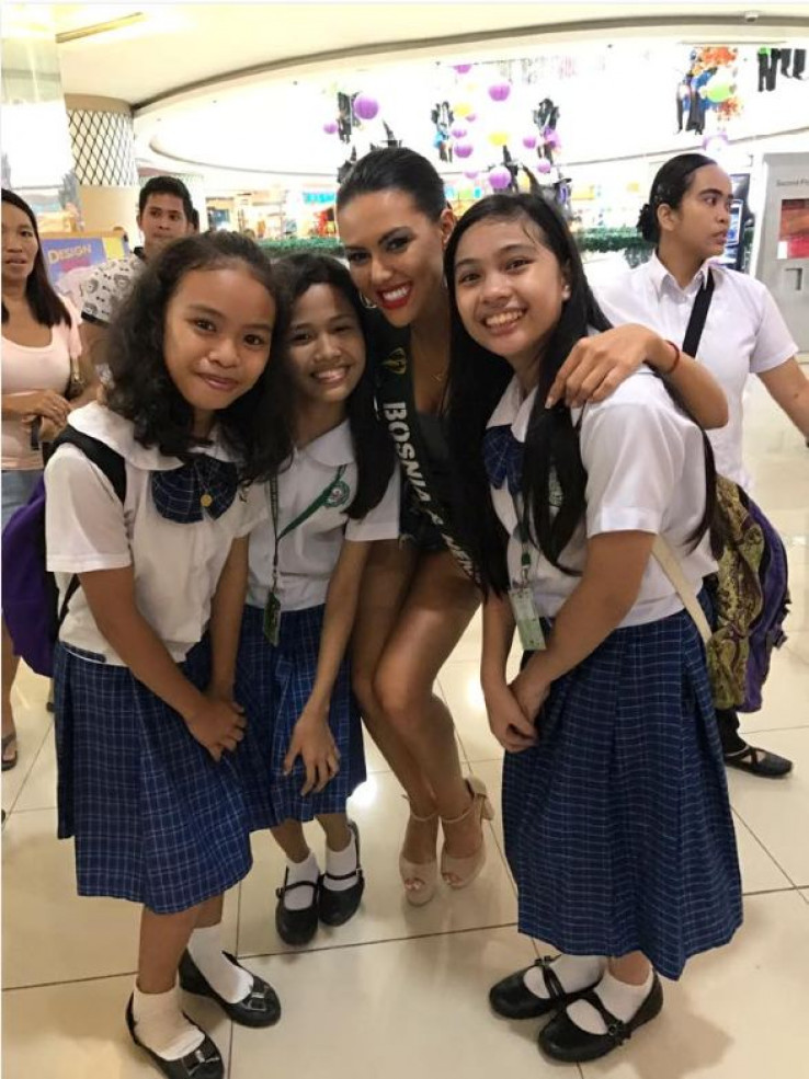 Karagić provela mjesec dana u Manili