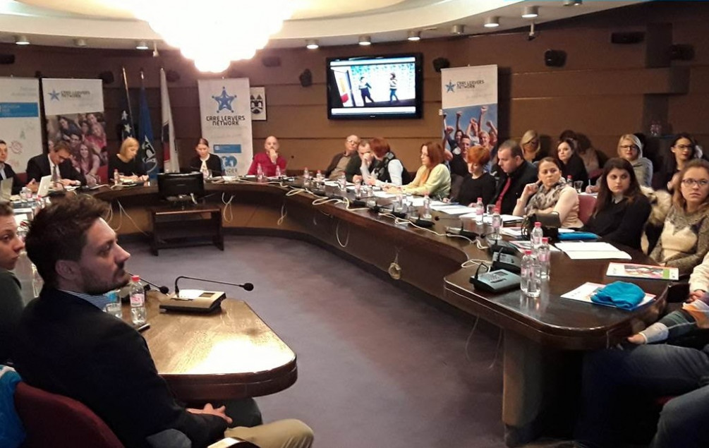"""Održana konferencija """"Glasovi mladih koji napustaju alternativnu brigu"""": Konferenciji prisustvovali predstavnici iz Srbije, Hrvatske i Albanije"""