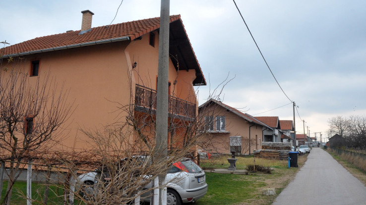 Kuća Lubura u selu Ljeskovac Foto: G. Bobić/Avaz.ba