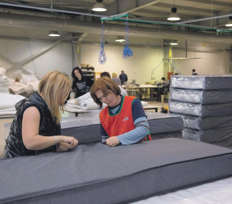 Fabrika za proizvodnju kreveta