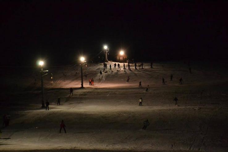 Posjetioci će moći uživati i u noćnom skijanju