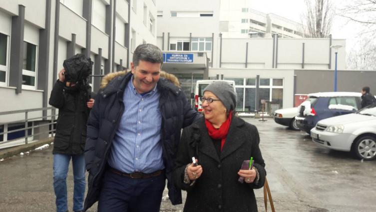 Prof.dr. Gavrankapetanović: O daljem angažmanu još nije odlučio