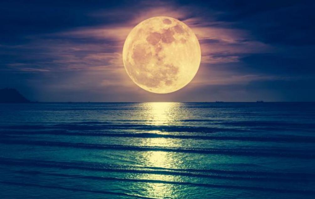 """Zovu ga i supermjesec: Nebo će 1. januara obasjati """"vučji Mjesec"""""""
