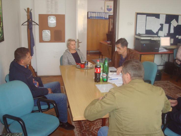 Sastanak predstavnika roditelja s direktorom