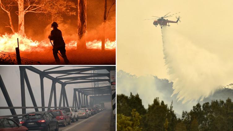 Berejiklian: Lokalne vlasti imaju vremena do sutra za provođenje prinudnih evakuacija