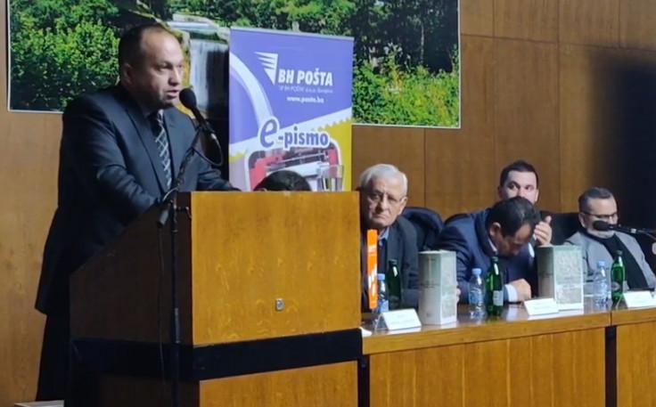 Kliko na promociji knjige: Ponuđeni jasni odgovori na pouzdanoj arhivskoj građi - Avaz, Dnevni avaz, avaz.ba
