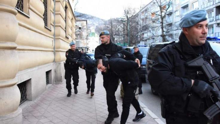 Uhapšeni u martu prošle godine