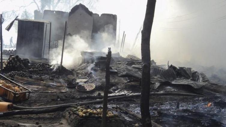 Eksplozija bombe u Nigeriji