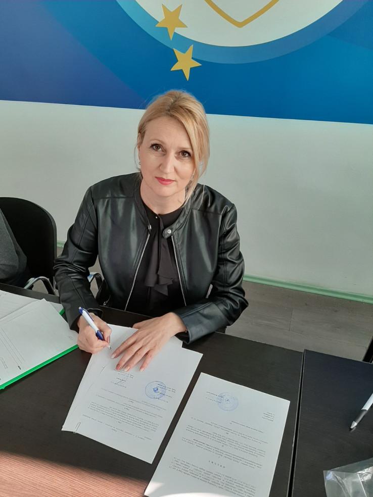 Modrić: Potpisala ugovor