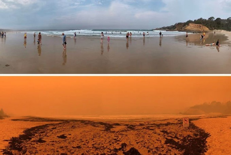 Plaža Tathra
