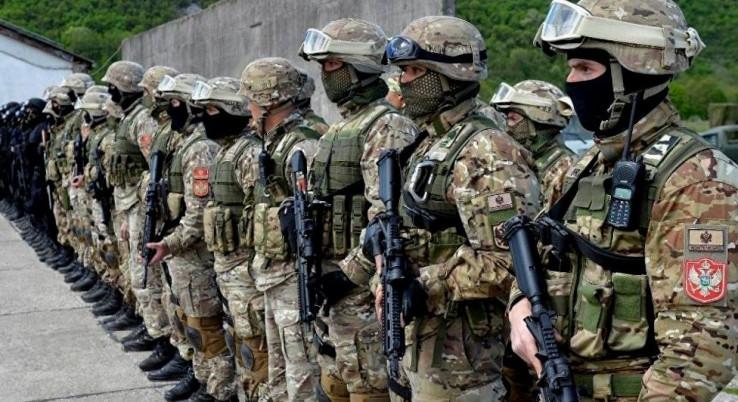 "Crna Gora se izbavlja iz ""русского мира"""