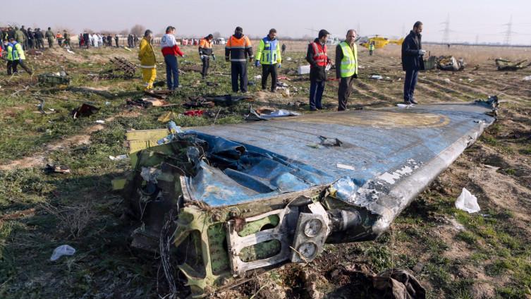 Avion pao u Iranu