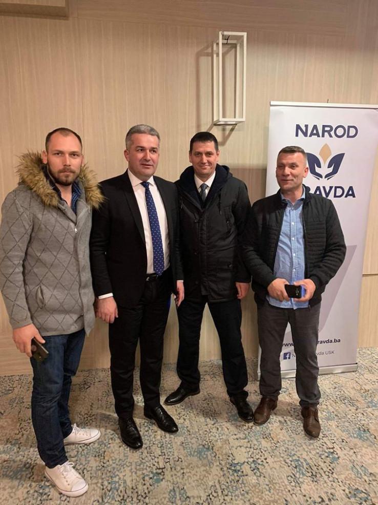 Bunić se pridružio NiP-u